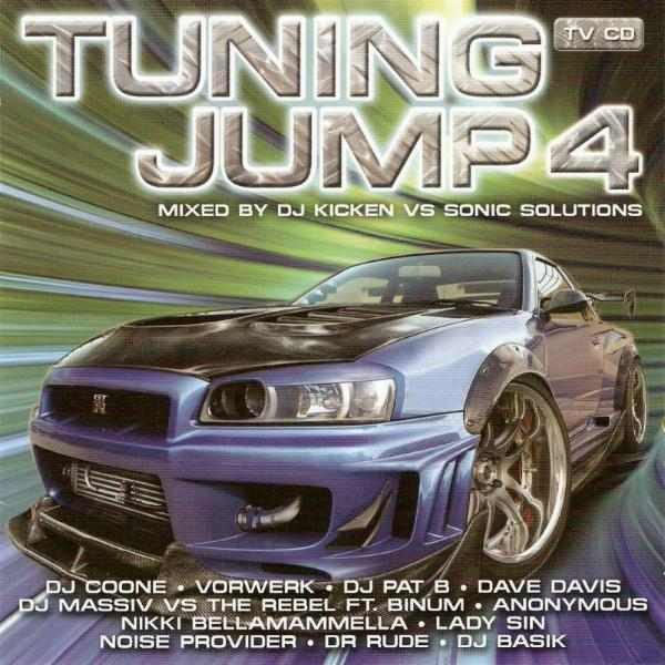Tuning Jump 4 Front